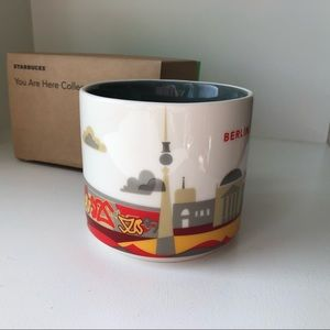 Starbucks Dining - 🆕 Starbucks Berlin Mug